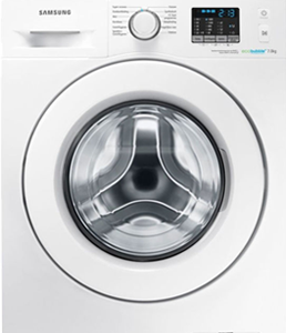 Solicite piezas originales de lavadora Samsung